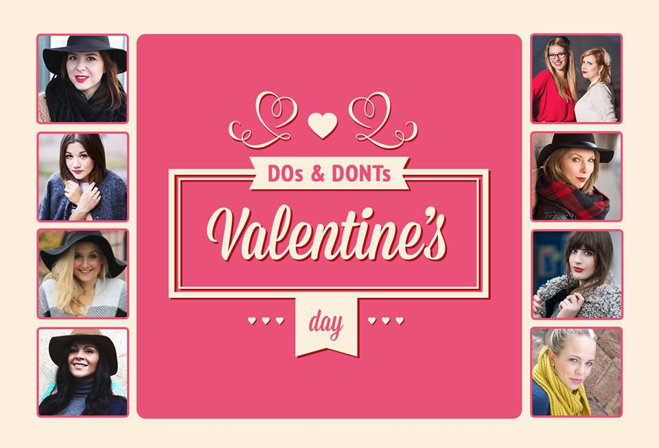 do´s and dont´s valentine´s day