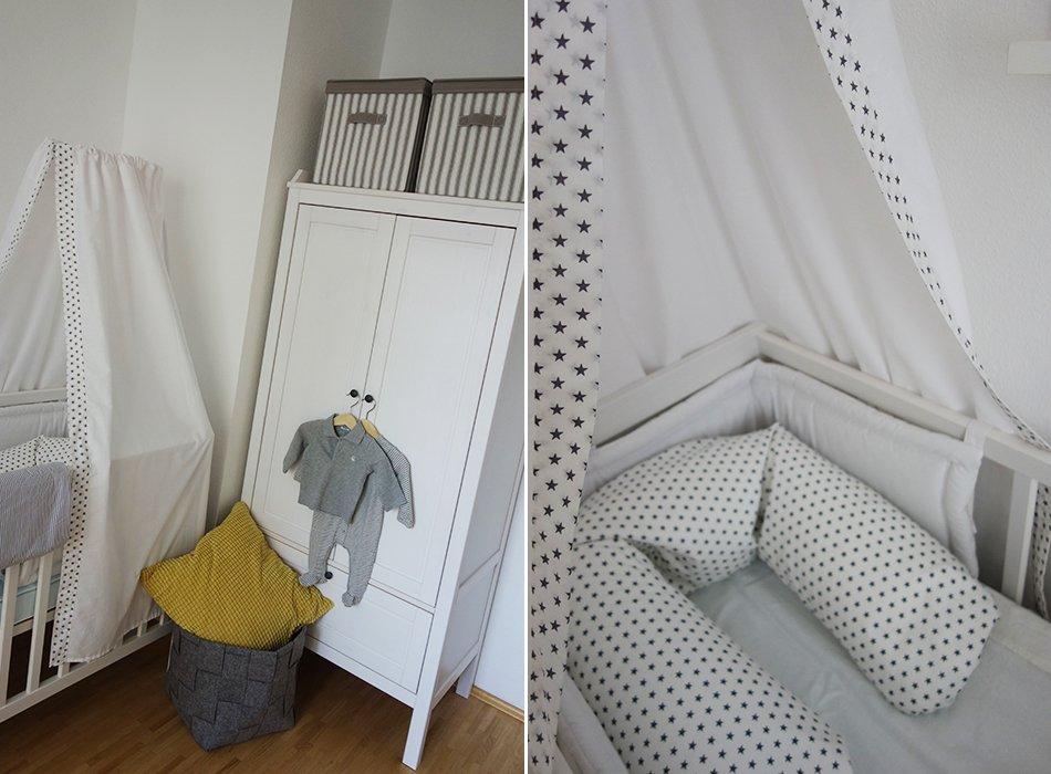 Unser (sein) Kinderzimmer // grau, weiß, gelb - Ekulele ...