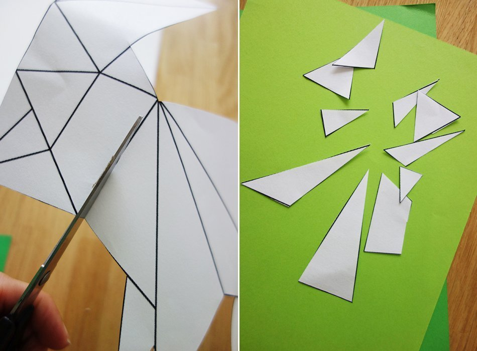 ostern diy lastminute postkarte hase 3 origami