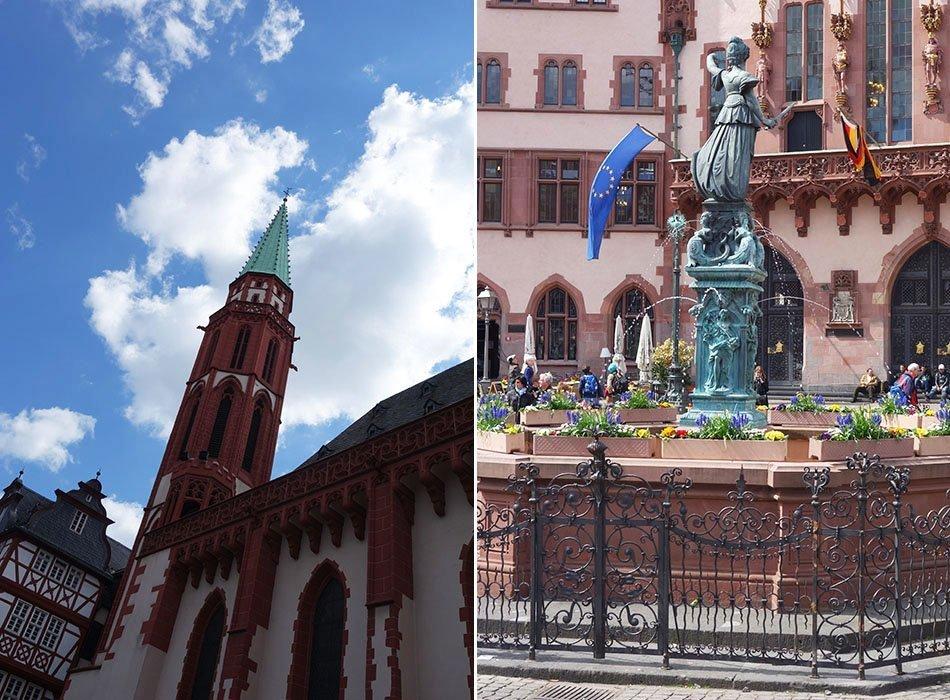 JGA Schwanger Frankfurt Mädels Wochenende
