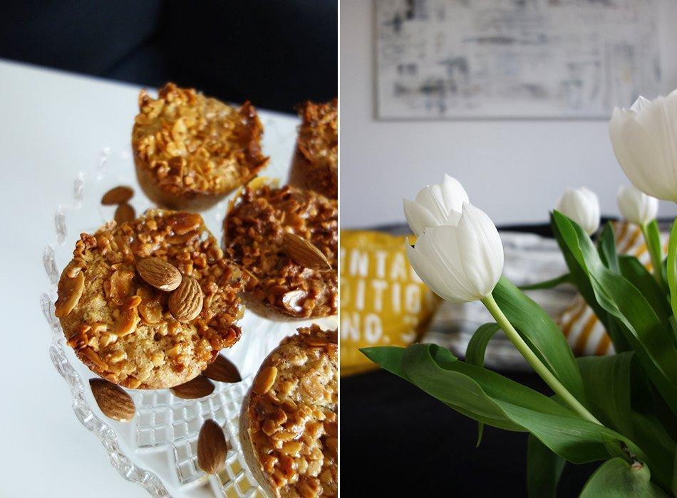 muffin vegan mandel zitrone gesund 3