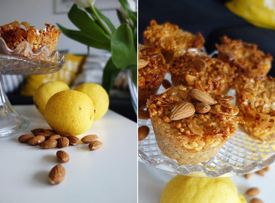 muffin vegan mandel zitrone gesund 4