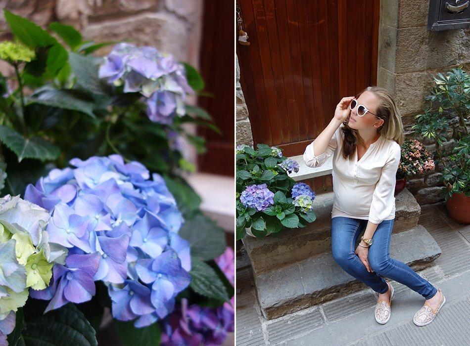 ekulele-blogger-schwanger-cinqueterre-umstandsmode-bluse-sommer-Geburtstagslook