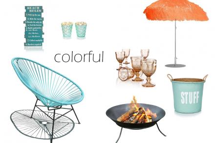 ekulele-balkon-impressionen-sommer-colorful-türkis-orange