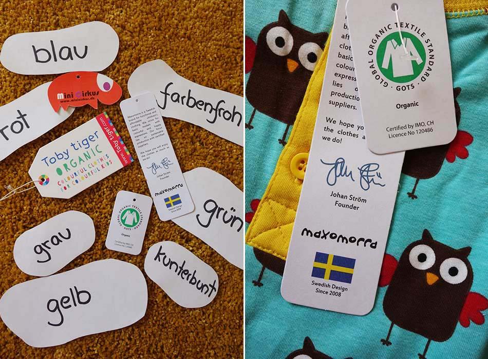 ekulele, kunterbunte, kindermode, schwedische kindermode, babykleider, organic, bio, schweden, bunt, farbenfroh, babyboy