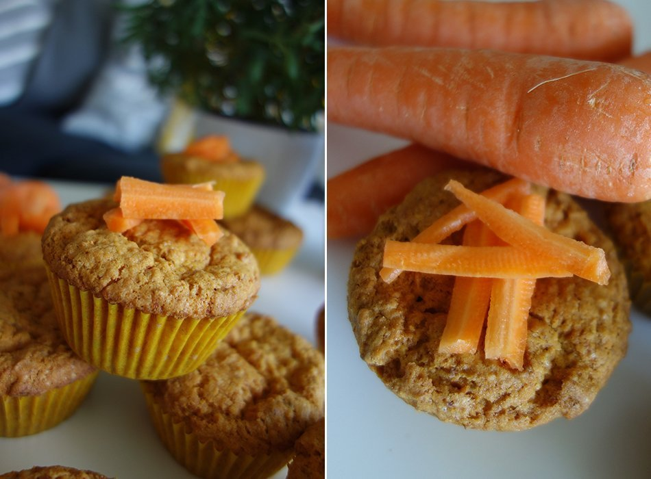 ekulele vegane karotten muffins veganfood gesund muffins ohne ei karotten 3 ekulele. Black Bedroom Furniture Sets. Home Design Ideas