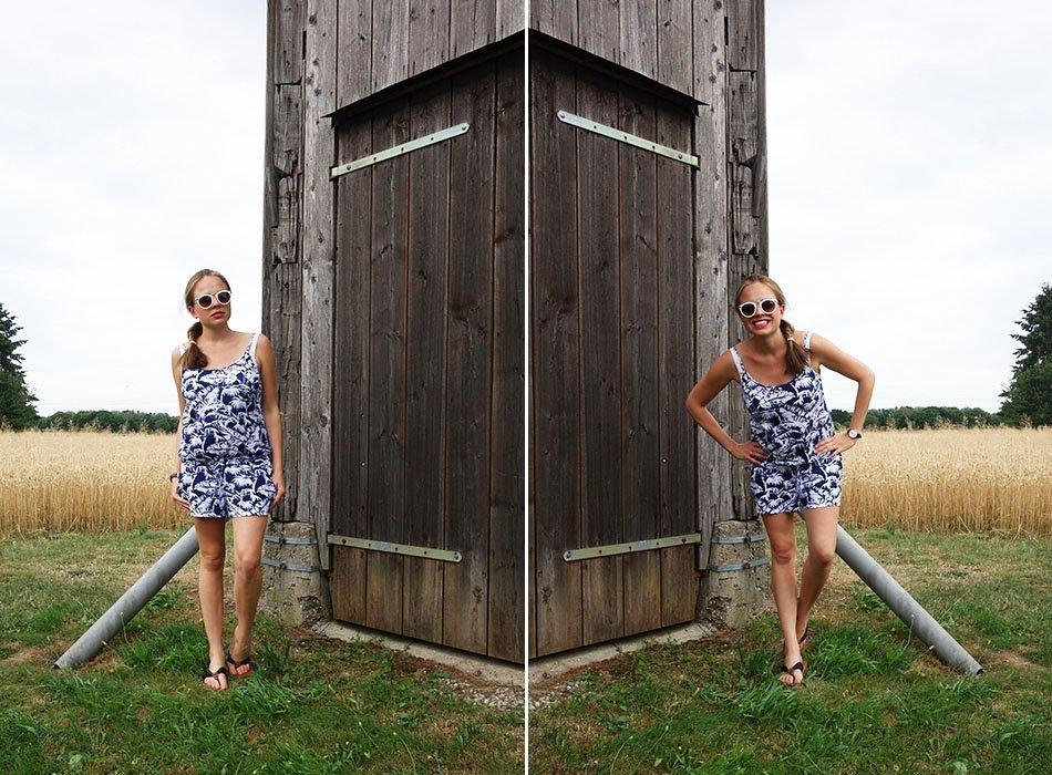 casual, sommerlook, sommeroutfit, aboutyou, tomtailor, jumpsuit, jumpsuite, summeroutfit, him and her, sommer, ekulele