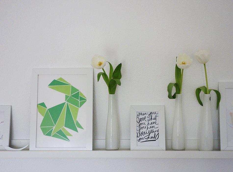 Poster, Bilder und Origamis  DIY  EkuleleEkulele