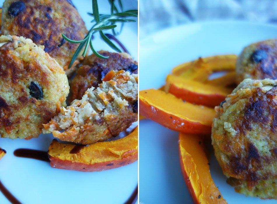 so schmeckt der herbst blogparade herbstessen ekulele hirsebratlinge gemüseburger veganfood