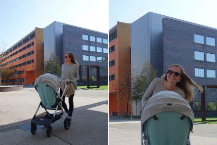 stokke scoot meine Erfahrung im test Kinderwagen fuer die Stadt kompakter kinderwagen ekulele mamablogger (1)1