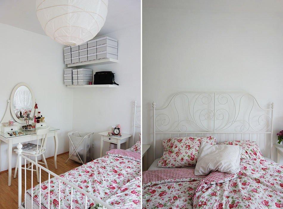 familien bett, schlafzimmer, ekulele, schlazimmer deko