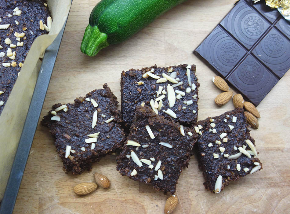 Schoko Zucchini Kuchen Vegan Glutenfrei Ohne Soja Ekulele