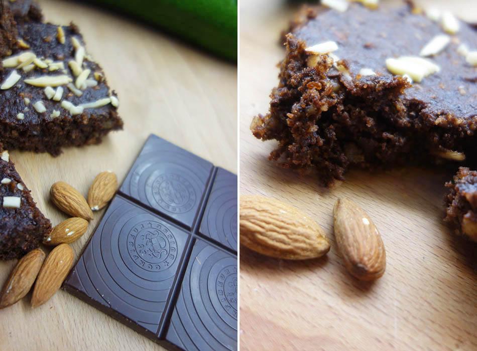 Schokoladenkuchen vegan, ekulele, vegan food blogger, kuchen ohne ei, ohne soja, soja frei, zucchinikuchen