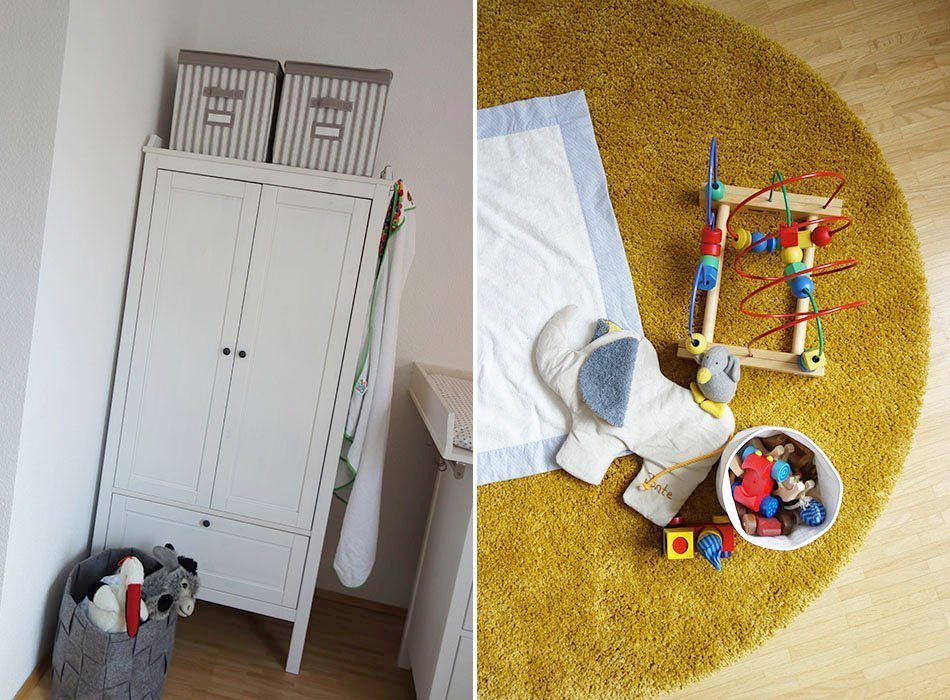 Kinderzimmer umgestalten ekulele familienleben for Babyzimmer gestalten ikea