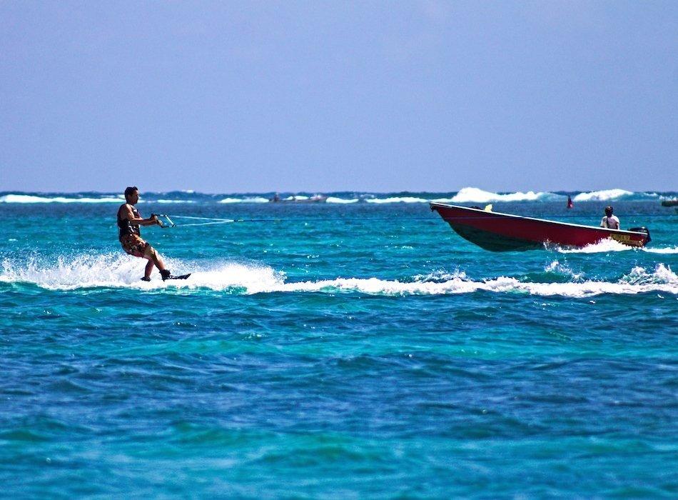 Wassersport-auf-Mauritius