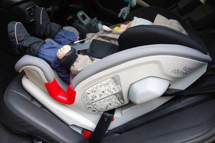 autokindersitz, kindersitz baby, britax, römer, ekulele, mamablog, kindersitz im test