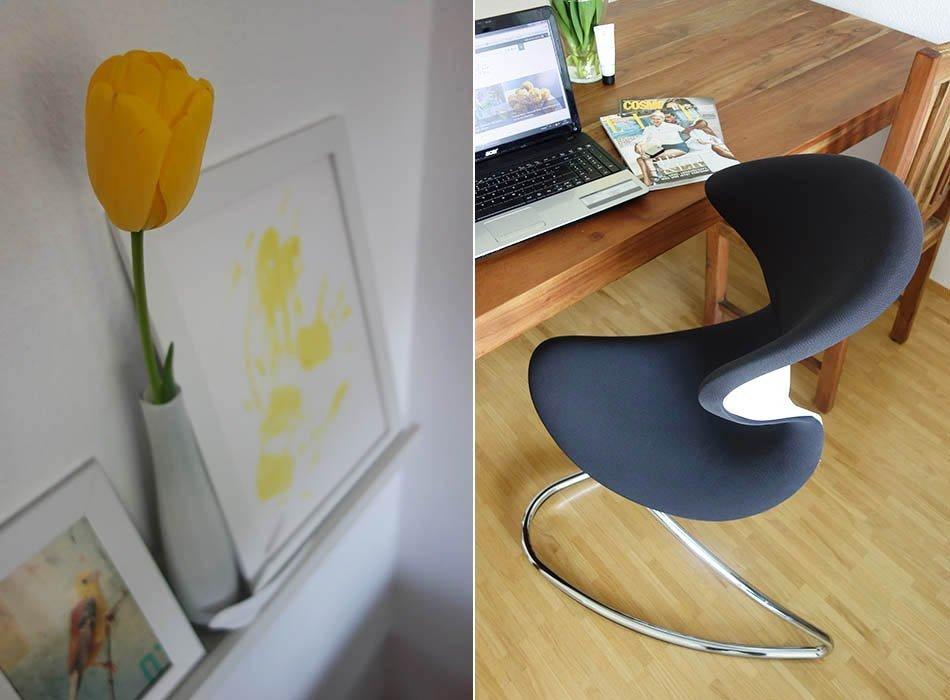 mein arbeitsplatz zum bloggen ekulele familienleben rezepte mode kosmetik reisen und. Black Bedroom Furniture Sets. Home Design Ideas