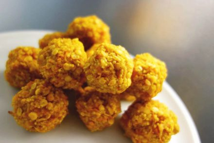 Hirse-Bällchen, esslust, ekulele, foodblog