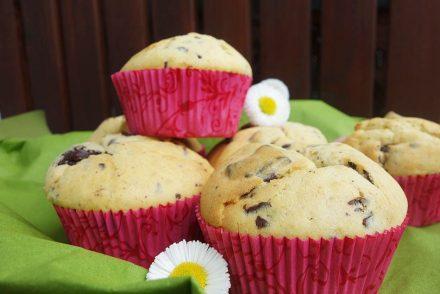 ekulele, vegan food, vegan backen, einfach muffins, muffins ohne ei, schokomuffins