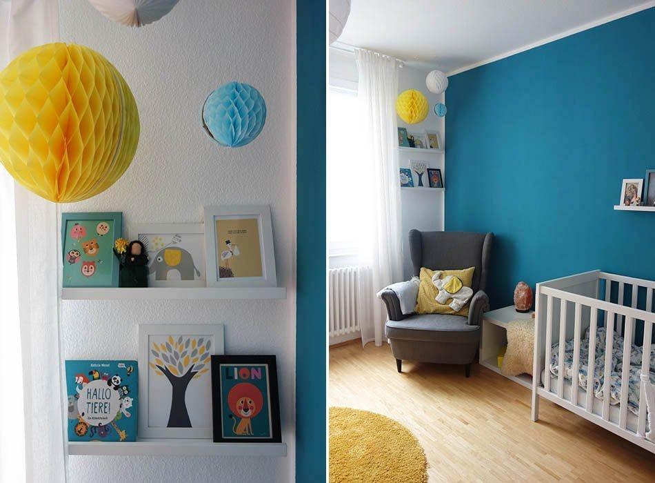 Ein blick ins kinderzimmer kleine umgestaltung ekulele for Kinderzimmer einrichtung fur kleine zimmer