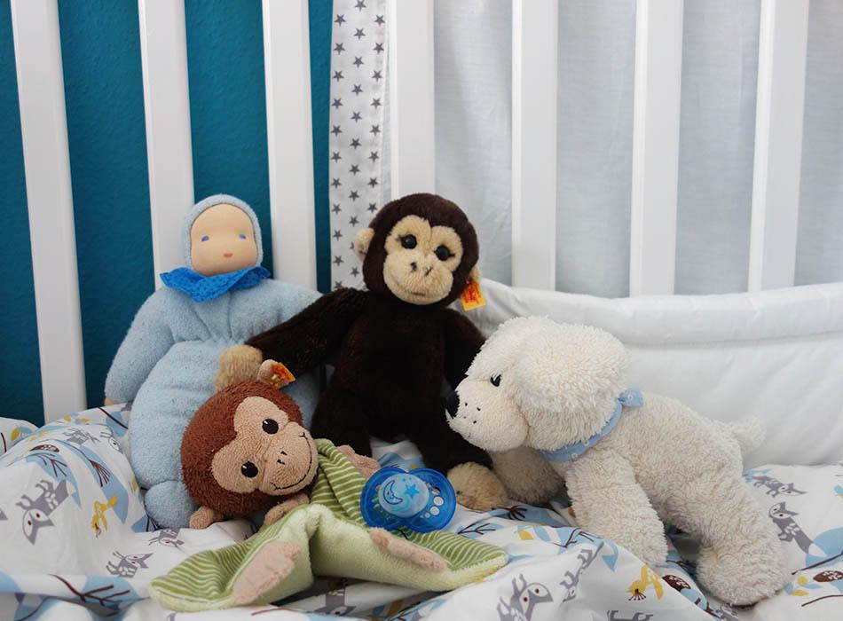 Ein Blick ins Kinderzimmer - Kleine Umgestaltung, ekulele. kinderzimmer gelb blau, mamablog, babyzimmer, einrichtung jungszimmer, modernes kinderzimmer (3)