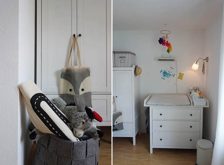 Ein Blick ins Kinderzimmer - Kleine Umgestaltung, ekulele. kinderzimmer gelb blau, mamablog, babyzimmer, einrichtung jungszimmer, modernes kinderzimmer (4)