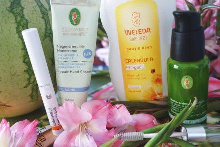 Naturkosmetik im Test - Primavera, Weleda, Dr Hauschka und Co, ekulele, beautyblog, nachhaltig, gute bio kosmetik, bio kosmetik, vegab kosmetik, organic (1)