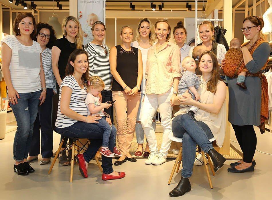 neue Kollektion, hessnatur, mamablog, unterwegs mit kind, biomode, gute babykleidung, event, blogger