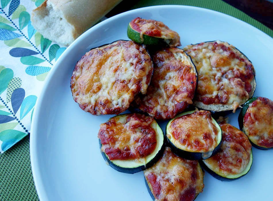 Schnelle Antipasti - Low Carb Pizza, ekulele, pizza ohne teig, italienische vorspeise, ekulelefood, foodblog (1)