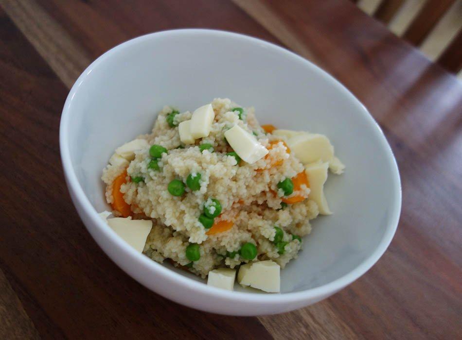 couscous für kleinkinder