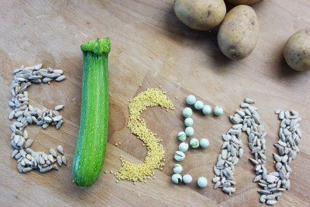 gesunde fakten, ekulele, vegetarisch gesunheit