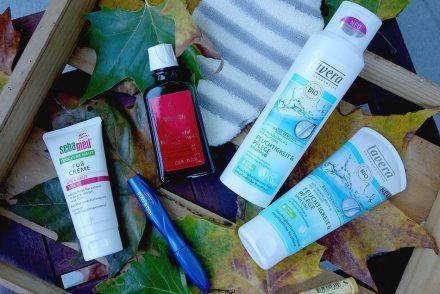 ekulele, naturkosmetik, körperöl, shampoo ohne silikone, rissige füße, sanfte lippen, beautyblog, gute wimperntusche regen