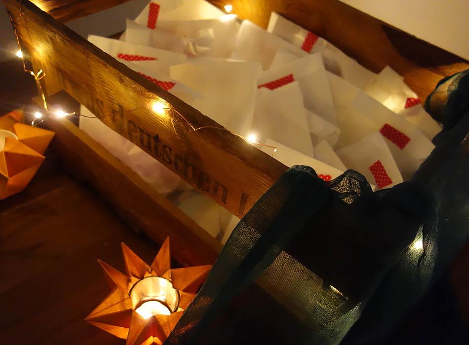 Adventskalender, ekulele, mamablog, waldorf advent, einfacher Adventskalender, Kalender ohne Schokolade, besinnliche adventszeit