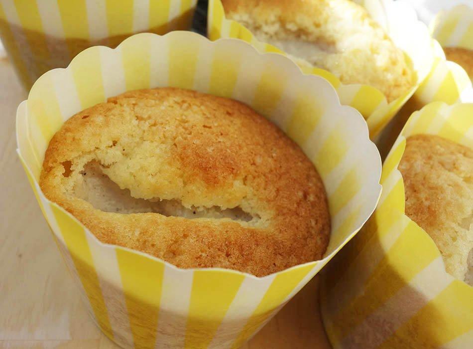 muffins mit vanillepudding mit und ohne tierische produkte ekulele familienleben rezepte. Black Bedroom Furniture Sets. Home Design Ideas