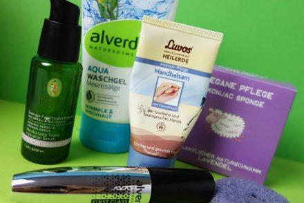 ekulele, beautyblog, naturkosmetik, im test, alverde, luvos, heilerde, bio schminke, mascara, primavera, serum, konjac schwamm, reinigung