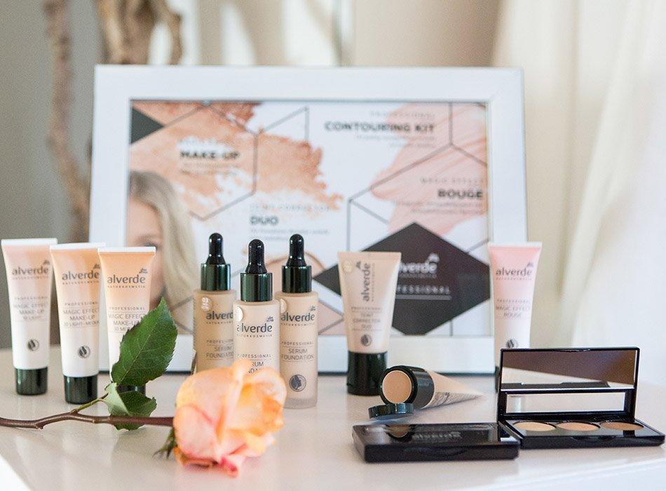 Blumenpracht, Konfetti und 79 neue alverde Produkte - Blogger Event in München, naturkosmetik, lippenstift, matt, mat, make up, foundation, beautyblog, neuheiten, dm, drogerie (6)