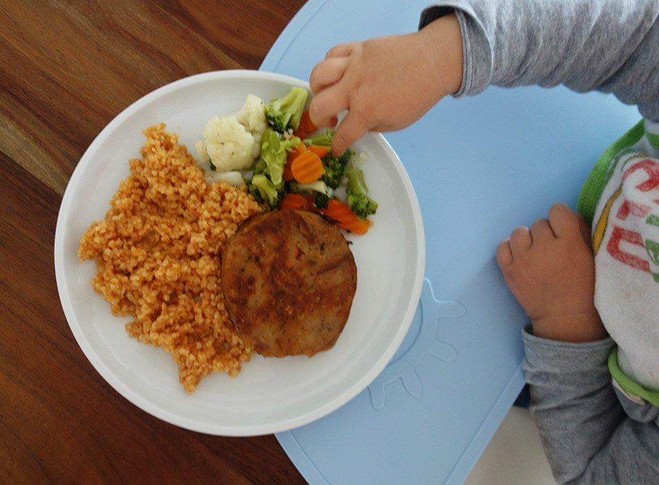 Wochenspeiseplan für Kleinkinder - Vegetarisch, einfach und ...