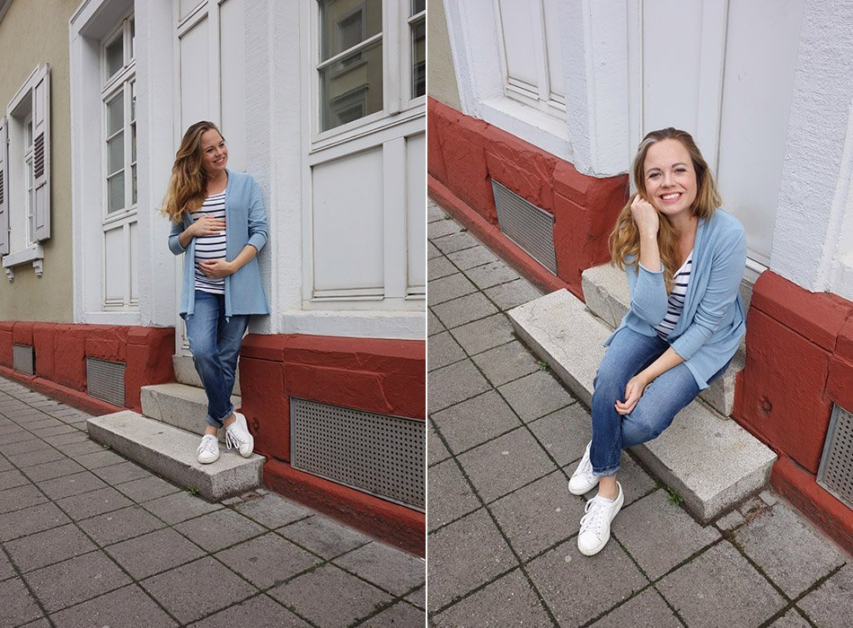 style the bump, umstandsmode, streifen, shirt, schwanger, mama2017, pregnant, maternity, mommy to be, blog, mama, familie, naturmode, bio baumwolle, fair fashion