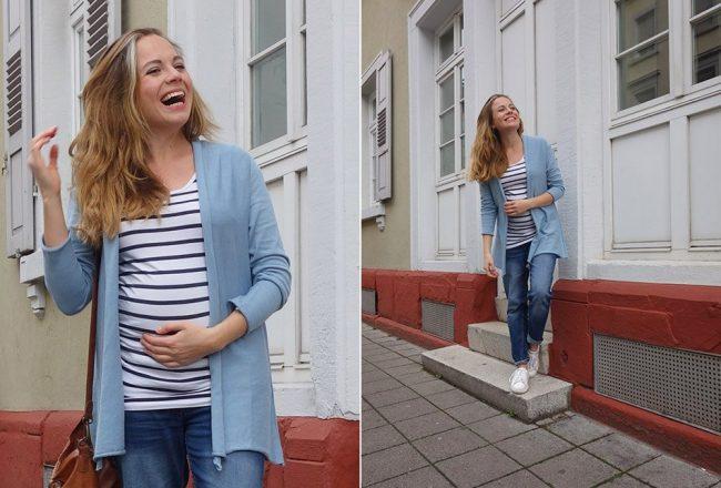 style the bump, umstandsmode, streifen, shirt, schwanger, mama2017, pregnant, maternity, mommy to be, blog, mama, familie, naturmode, bio baumwolle, fair fashion