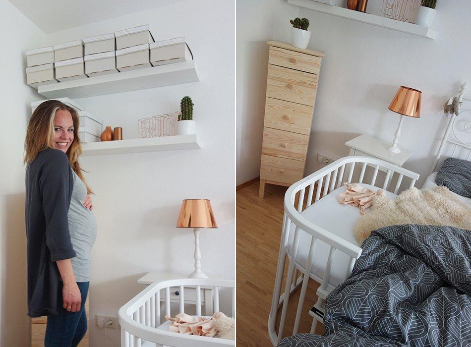 Superb Schlafzimmer Mit Babybett #10: ... Schlafzimmer Mit Babybett Home Image Ideen ...