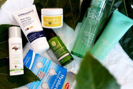 ekulele, sommer, kosmetik, feuchtigkeit, trocken, haut, beautyblog, top, neuheiten, frisch, leicht, naturkosmetik, aloe vera, gel, spray, erfrischung