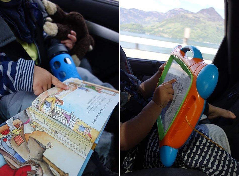 Lange autofahrt mit kleinkind tipps und ideen