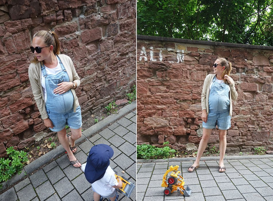 mama, schwangerschaft, 30 SSW, bio, Baby, Hessnatur, Style the bump, Schwangerschafstmode, preggo, latzhose, leinen, mama werden, blog, tipps, zweites kind