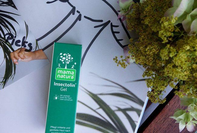 ekulele, insekten, stich, mamablog, hilfe, gesunde fakten, sommerzeit, schwanger, gel, schnaken,