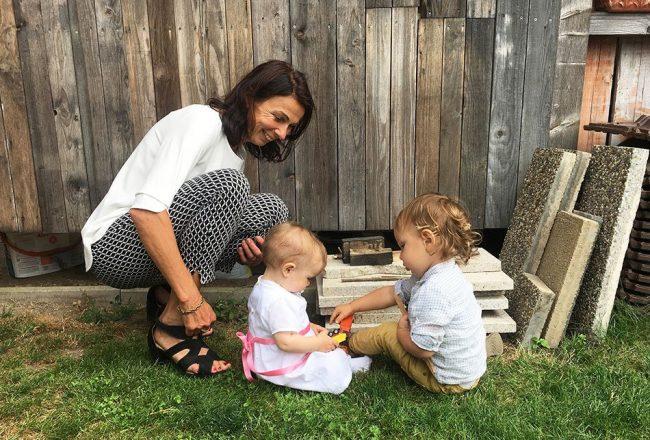 oma bloggt, blog, familie, ekulele, enkelkinder, familienzeit, garten, junge oma