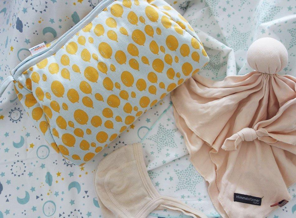 Geburt, Klinik, Tasche, mamablog, Insidertipp, Still Bh, Tasche in der Tasche, packliste, kosmetik, roll deo