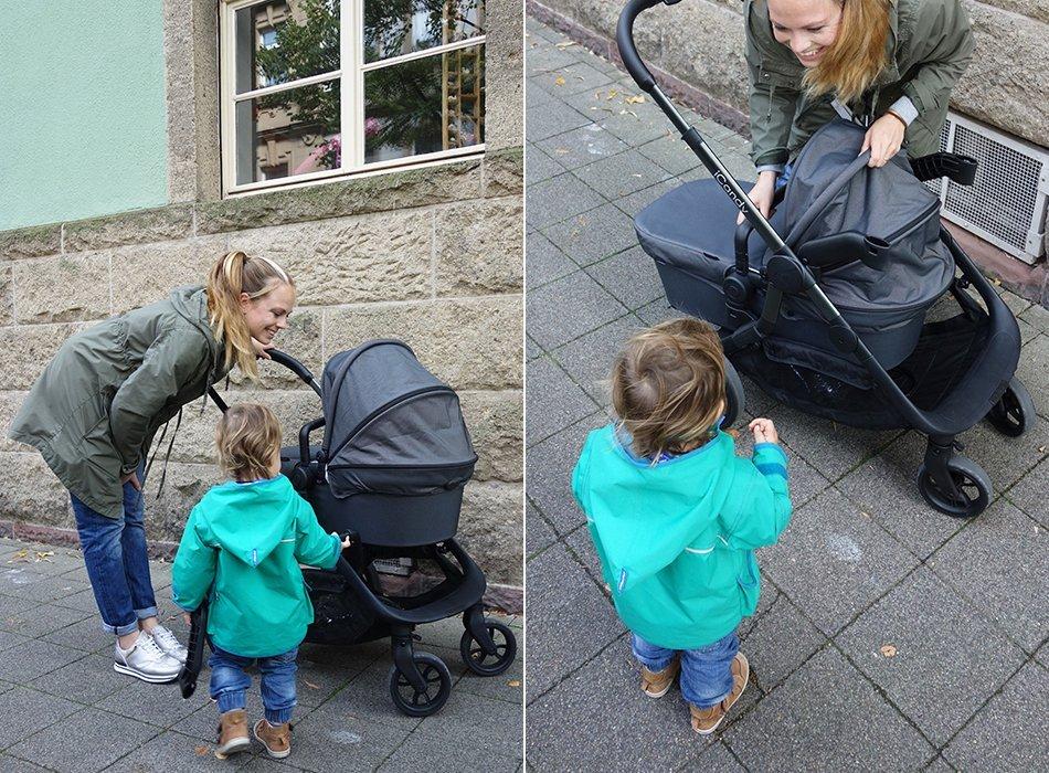 mamablog, icandy, zwei kinder, orange, vorteile, nachteile, erfahrung, mama, kinder, transportmittel, stadt, orange, modell, neu, hochwertig