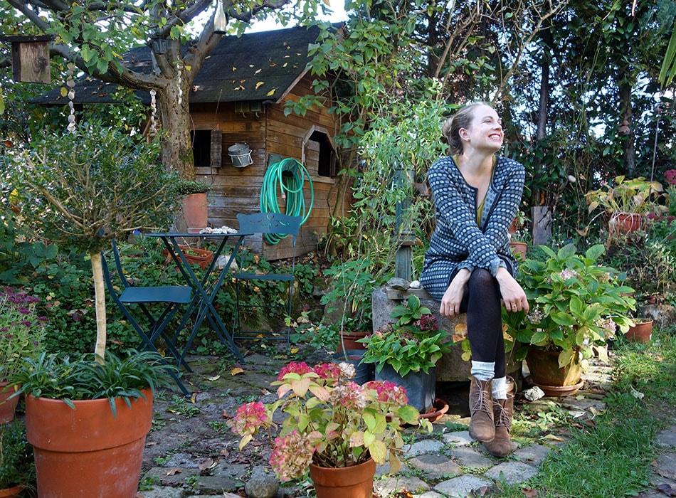 naturgarten, lookbook, maas natur, mode, kleid, herbst, öko, bio, modern, zeitlos, kleid, grau, schwarz, Schurwolle, ekulele