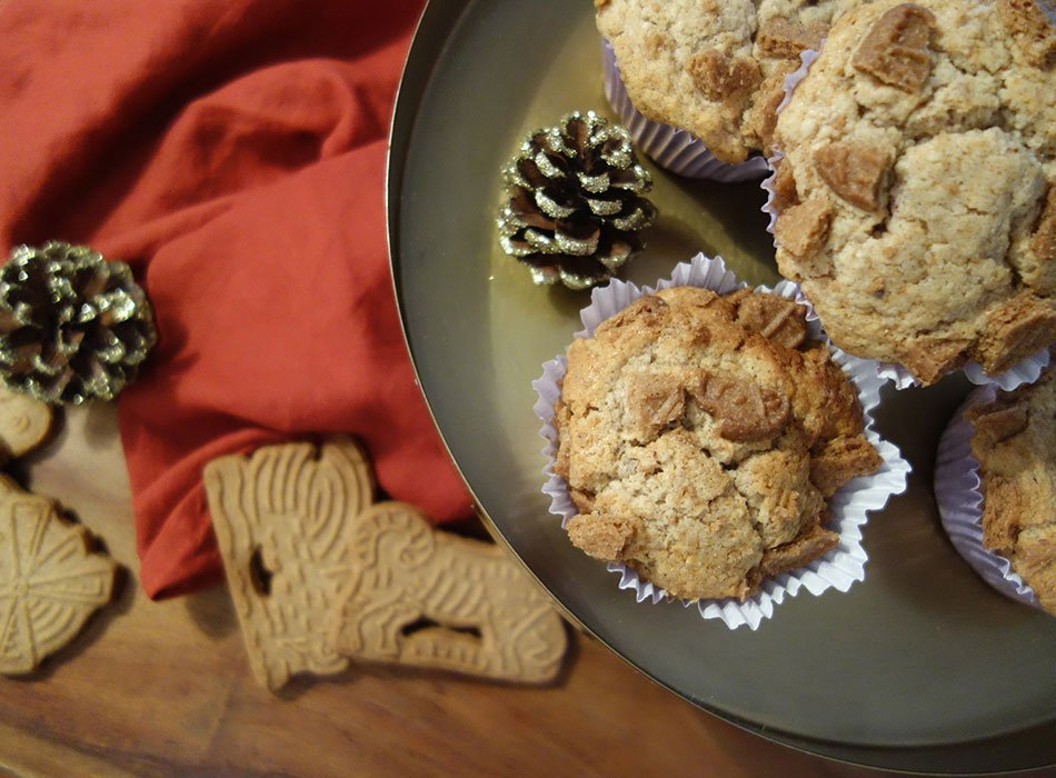 spekulatius muffins ekulele familienleben rezepte. Black Bedroom Furniture Sets. Home Design Ideas