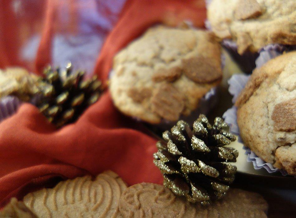 Spekulatius Muffins Weihnachten Advent Backen Kuchen Einfach